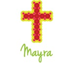 Mayra Bubble Cross