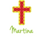 Martina Bubble Cross