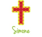 Simone Bubble Cross