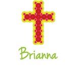 Brianna Bubble Cross