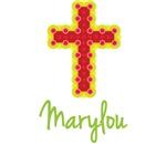 Marylou Bubble Cross