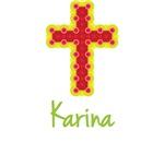 Karina Bubble Cross