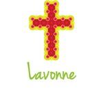 Lavonne Bubble Cross