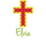 Elvia Bubble Cross