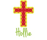 Hollie Bubble Cross