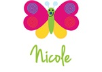 Nicole The Butterfly