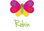 Robin The Butterfly