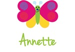 Annette The Butterfly