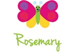 Rosemary The Butterfly