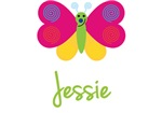 Jessie The Butterfly