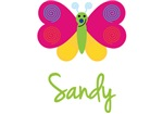 Sandy The Butterfly