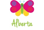 Alberta The Butterfly
