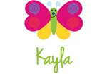 Kayla The Butterfly