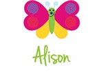 Alison The Butterfly