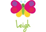 Leigh The Butterfly