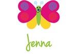 Jenna The Butterfly
