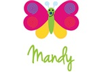 Mandy The Butterfly