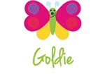 Goldie The Butterfly