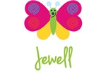 Jewell The Butterfly