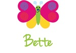 Bette The Butterfly