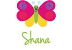 Shana The Butterfly