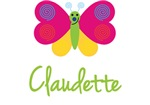 Claudette The Butterfly
