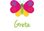 Greta The Butterfly