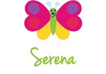 Serena The Butterfly