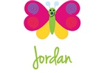 Jordan The Butterfly