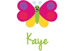 Kaye The Butterfly