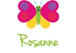 Rosanne The Butterfly