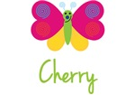 Cherry The Butterfly