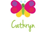 Cathryn The Butterfly