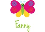 Fanny The Butterfly