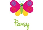 Pansy The Butterfly