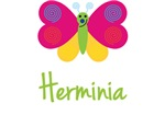 Herminia The Butterfly