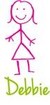 Debbie The Stick Girl