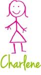 Charlene The Stick Girl