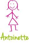 Antoinette The Stick Girl