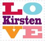I Love Kirsten