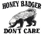Badger Don't Care