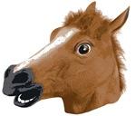 Horse Head Creepy Mask