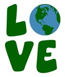 Love the Mother Earth Planet