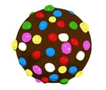 Chocolate Candy Color Ball