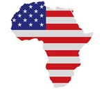 African American Africa United States Flag