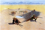 Fight for Water Hole