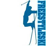 Freestyle Ski (Blue)