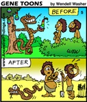 #5 Adam before and after