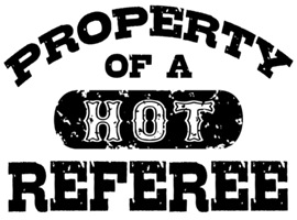 Property of a Hot Referee