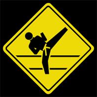 Martial Arts Sign t-shirts